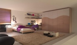 Mazzali: children and teenagers bedrooms