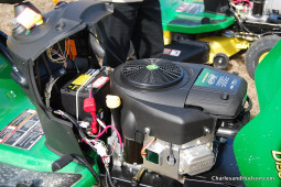 John Deere D100 Engines