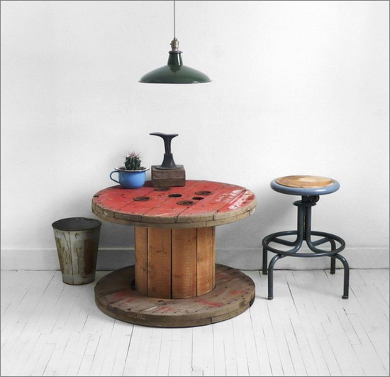 5 Ideas To Re-Use Cable Spool