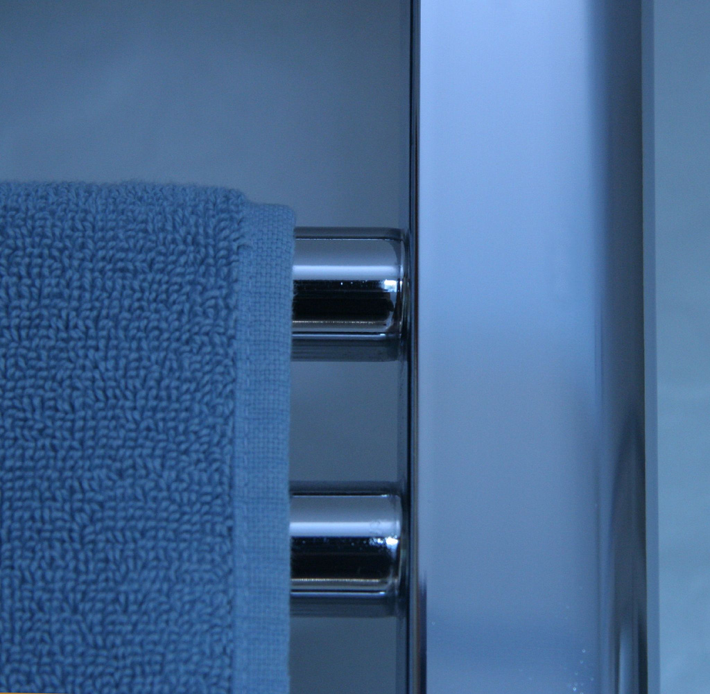 A Towel Radiator In The Kitchen? It Works For Me