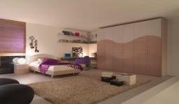 Mazzali: children and teenagers bedrooms