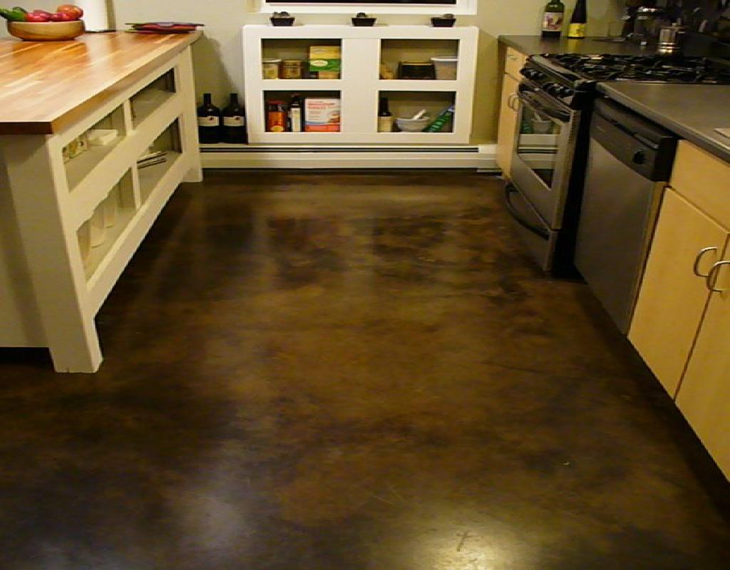 Could Stained Concrete Be The Flooring Of The Future?