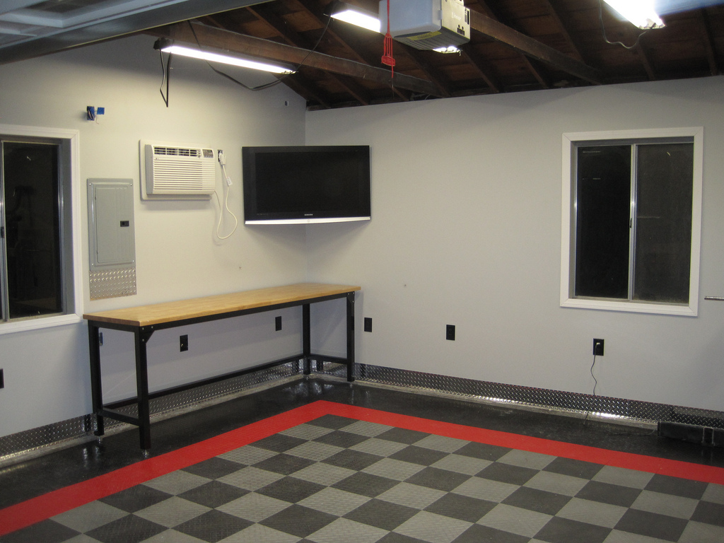 Features to Add during a Garage Remodel