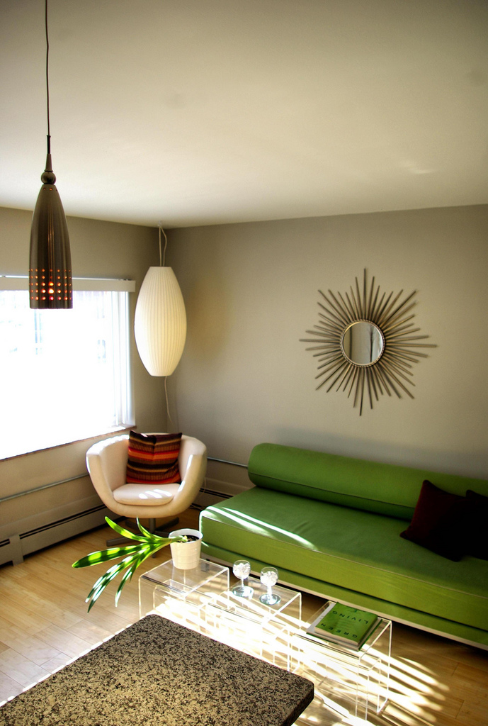 Use Colorful Upholstery In Your Decorating