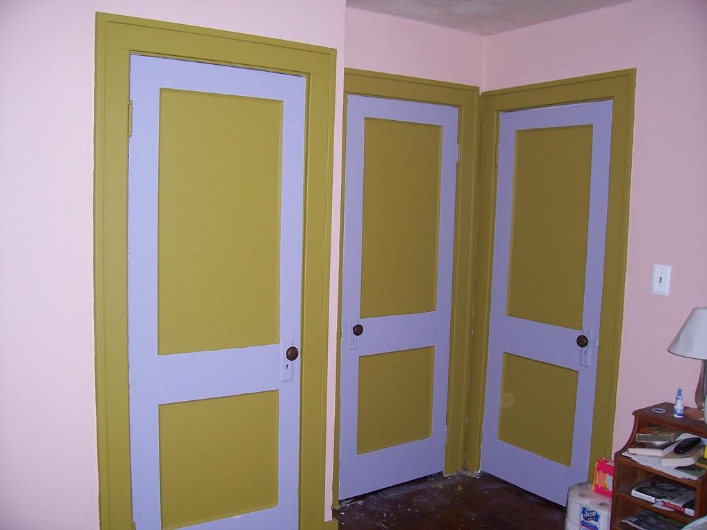 Paint Windows & Doors Like A Pro