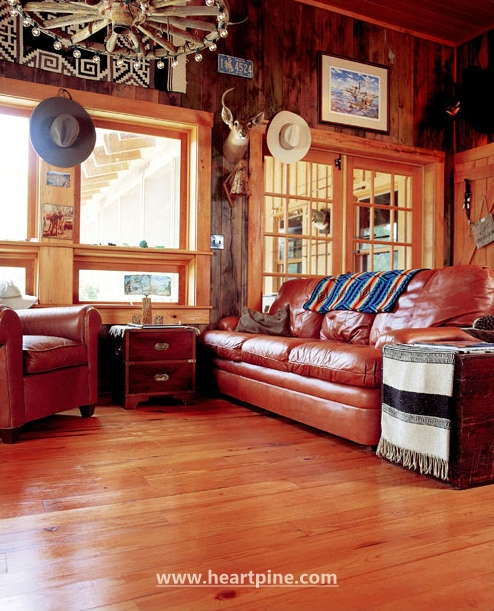 Ten Reasons Why Reclaimed Wood Never Goes Out of Style