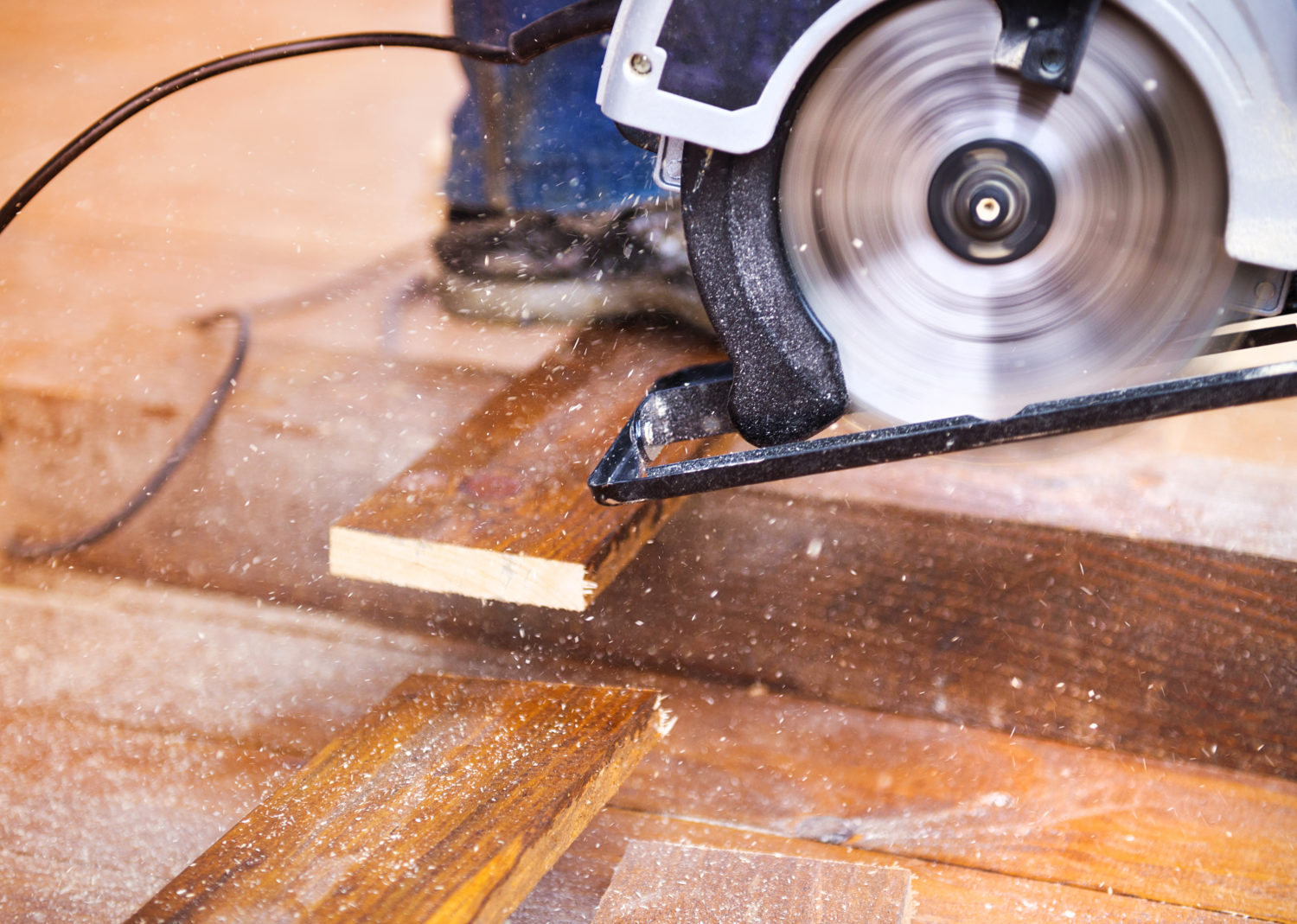 Wood Floor Repair - Why It Pays to Get the Professionals In